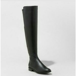 Sz.8 Breanna Over the knee Riding Boots